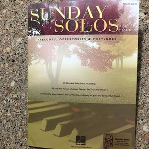 🎹 Sunday Solos For Piano
